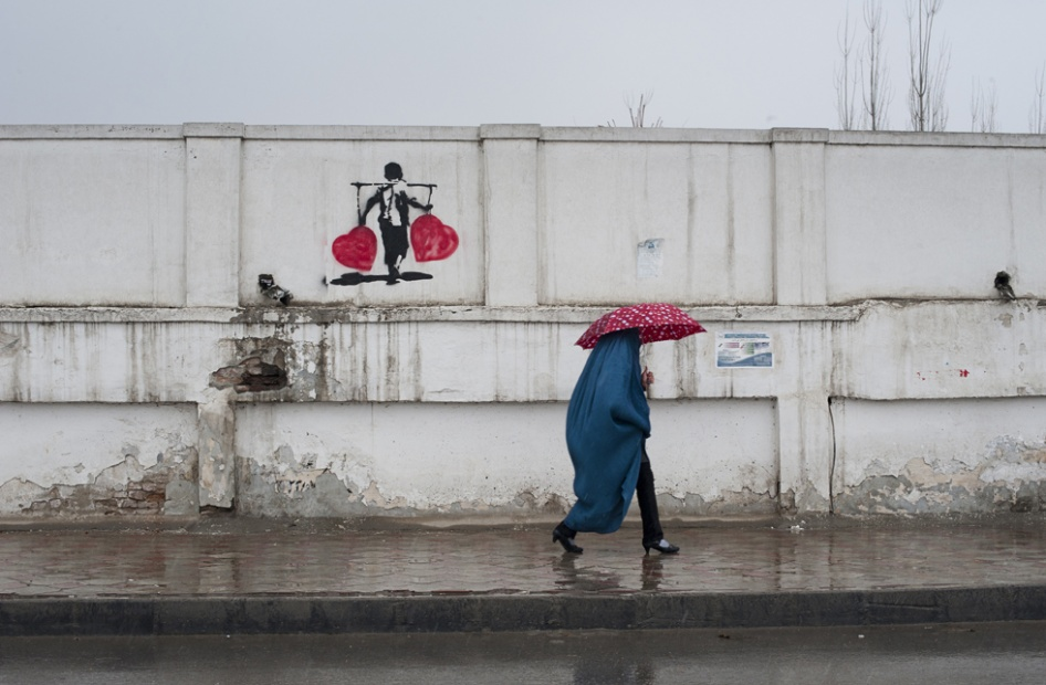 Kabul is a place to be. 